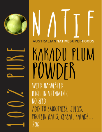Kakadu Plum (no seed) High Vitamin C (20g)