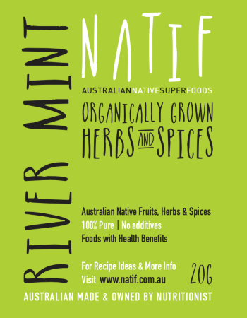 Natif -River Mint