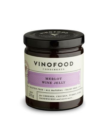 Merlot Wine Jelly 235g